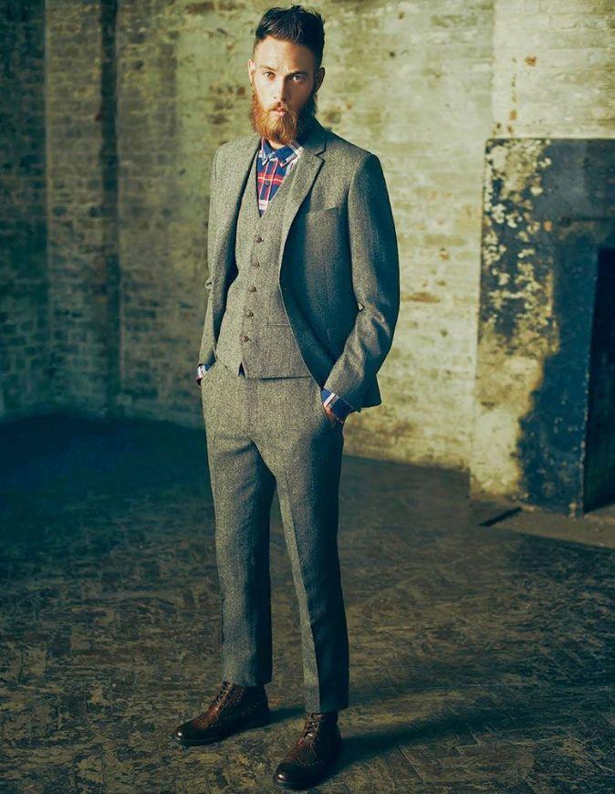 Picture of Modern Men Coat