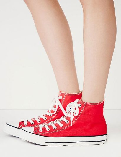 Picture of Avangard Ladies Shoes - Red